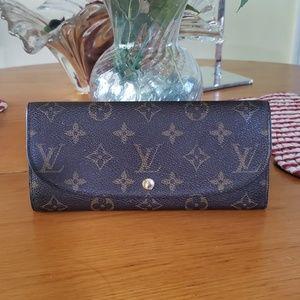 Handbags - Authentic louis vuitton long wallet